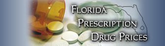 Florida Prescription Drug Prices - pills spilling out of bottle